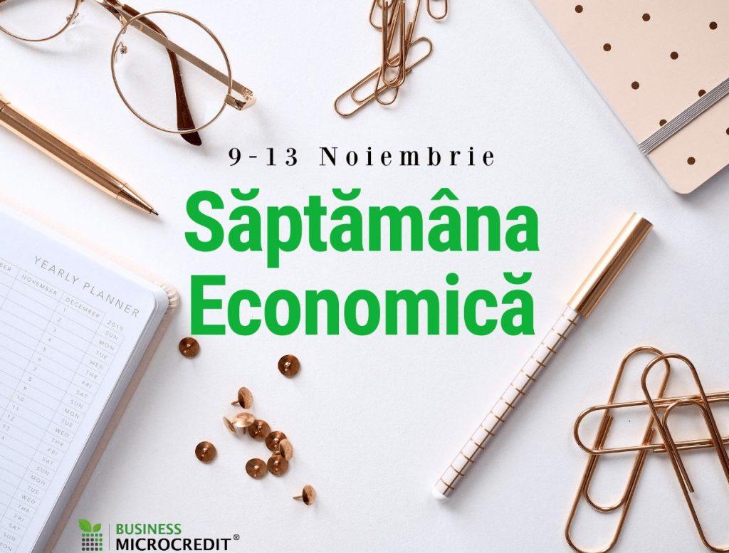 saptamana economica 9-13 Noiemb