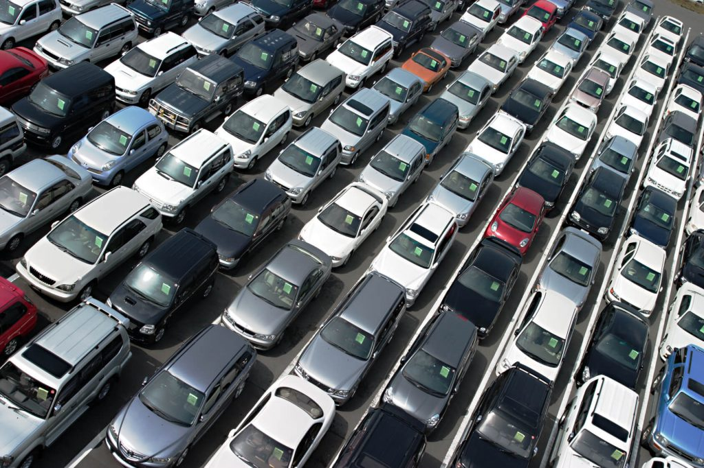 piata auto franceza