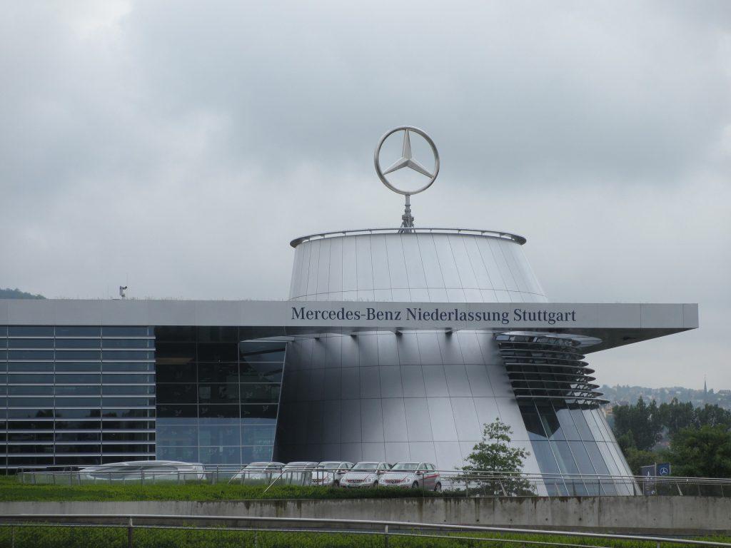 Stuttgart Daimler