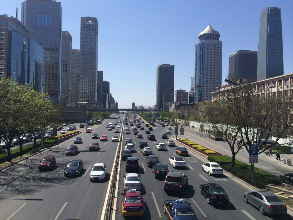 Autostradă Beijing