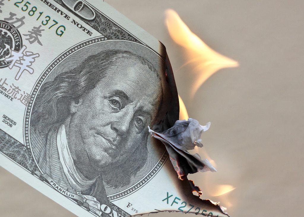 bani inflație